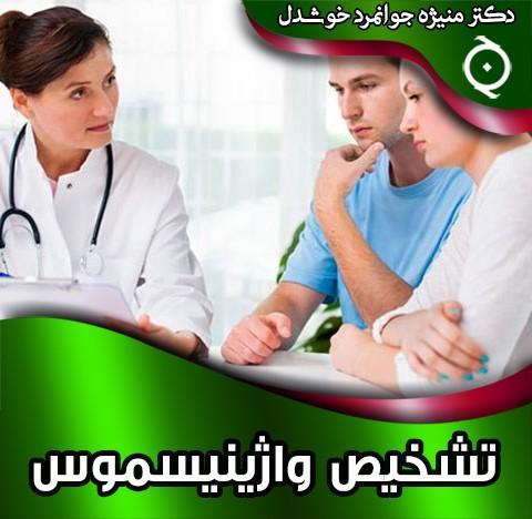 تشخیص واژینیسموس